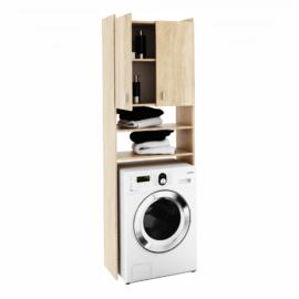 Praktikus szekrény - sonoma tölgy mosógép szekrény NATALI