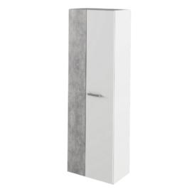 Szekrény fehér beton SIMA