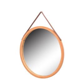 Tükör természetes bambusz LEMI 1