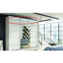 LED világítás a Rico gardróbszekrényhez
