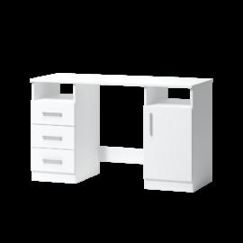 TATRIS 16 íróasztal fehér
