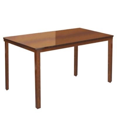 Étkezőaszta, diófa, ASTRO NEW 135 cm
