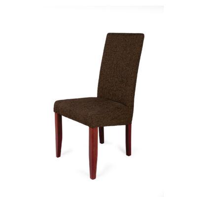 Berta szék, étkezőszék, zsákszövet kárpittal, Divián, ingyenes szállítás
