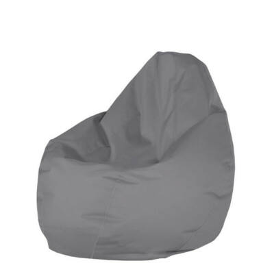 BEAN BAG babzsák fotel - szürke