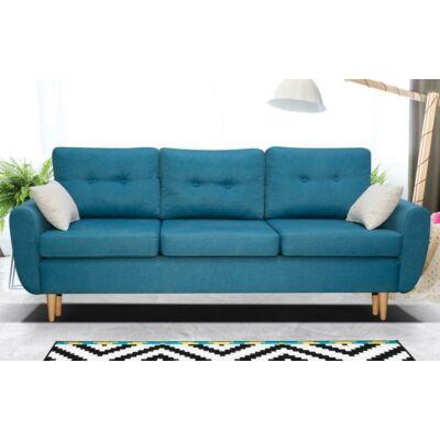Cherry 3-as kanapé szivacsos,hullámrugós ágyazható