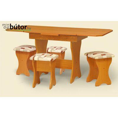 Dortmund Style étkezőasztal bővíthető