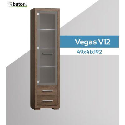 Vegas System Tálalószekrény V12