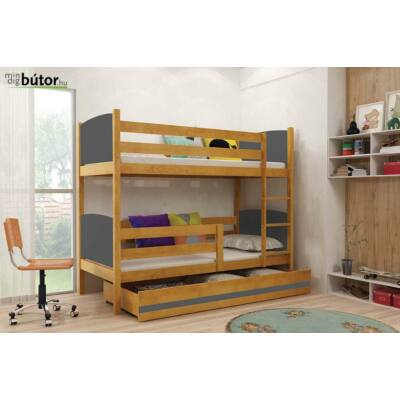 Tami emeletes ágy fiókkal, matraccal