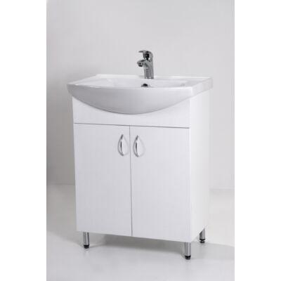 Light 55 mosdós fürdőszoba szekrény
