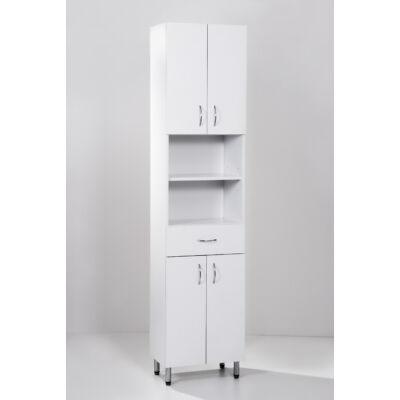 Light 45 álló szekrény 4 ajtóval 1 fiókkal