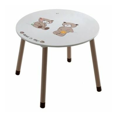 gyerek asztal TED