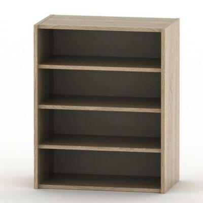 Alacsony szekrény sonoma tölgyfa TEMPO ASISTENT NEW 013