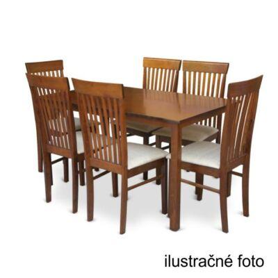 ASTRO étkezőasztal 135, dió