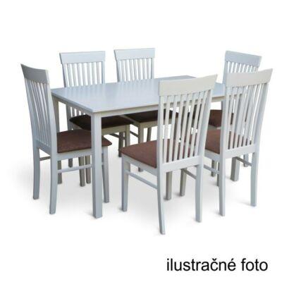 Étkezőasztal 110 fehér ASTRO