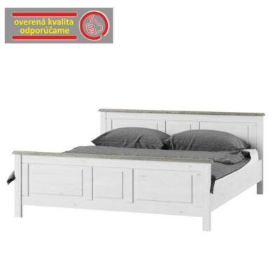 LIONA ágy 180x200 cm, fehér