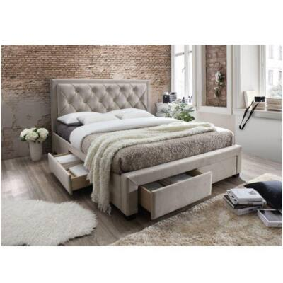OREA ágy ágyráccsal, 160x200