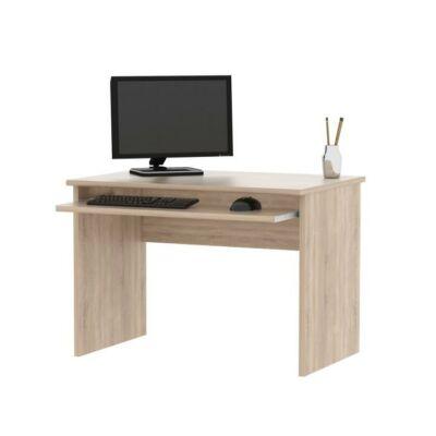 PC asztal, sonoma tölgyfa, JOHAN NEW 02