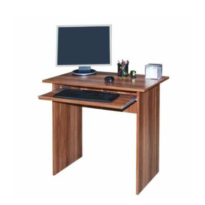 Számítógépasztal, szilva, VERNER NEW