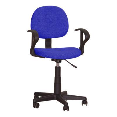 Irodai szék, kék, TC3-227