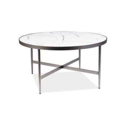 DOLORES B dohányzóasztal (márvány/szürke)
