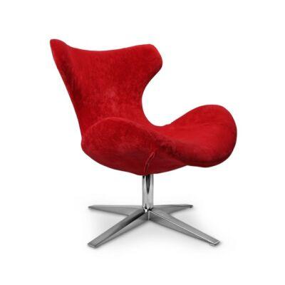 BLAZER pihenő fotel, piros