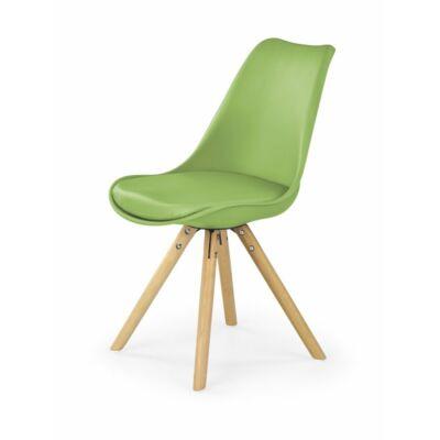 K201 szék, zöld