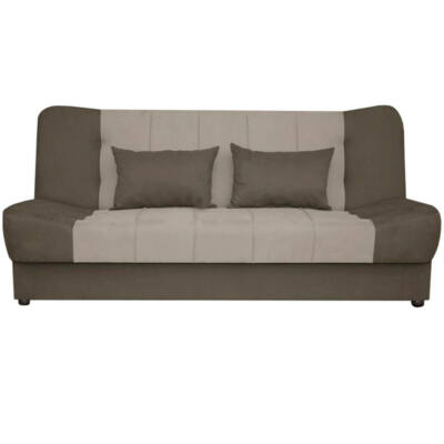 Sonia ágyazható ágyneműtartós kanapé BARNA SZÍNBEN