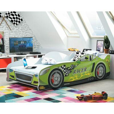 Autó alakú gyermekágy - CARS