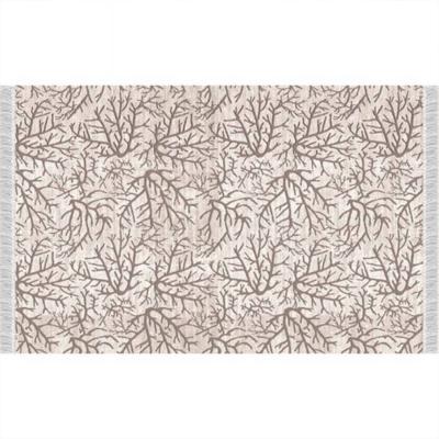 Szőnyeg, bézs/minta ág, 160x230, ARILA