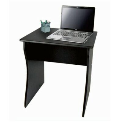 Számítógépasztal fekete TORVI