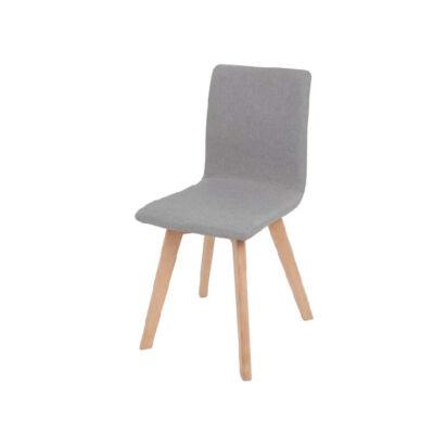 Modern szék, capuccino/vanilia+bükk, BALI NEW