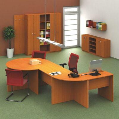 TEMPO ASISTENT NEW irodabútor elemek cseresznyefa színben