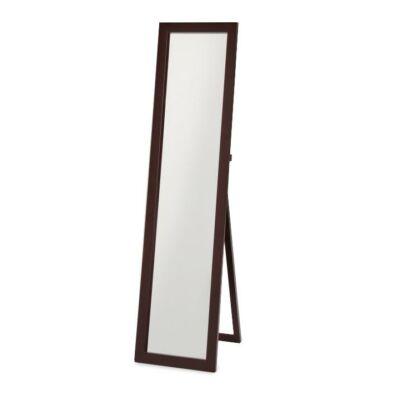 Tükör, állvány, cappucino, AIDA NEW 20685-S-CAP