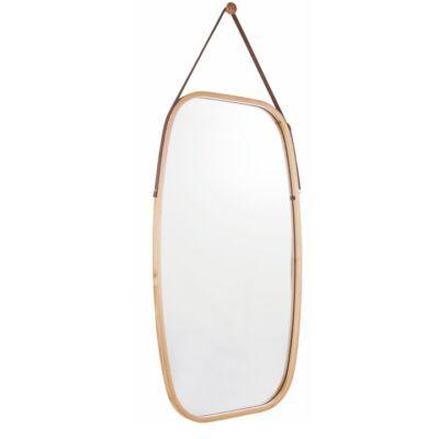 Tükör, természetes bambusz, LEMI 3
