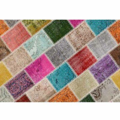 Szőnyeg, színes, 80x300,  ADRIEL