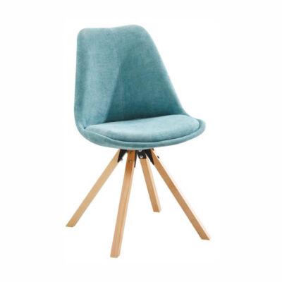 BALI NEW Stílusos szék extra puha ülőrésszel MENTOL+BÜKK