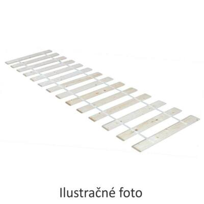 Léces ágyrács PLAZA 180x200 cm