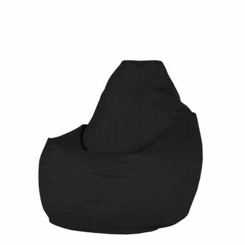 BEAN BAG babzsák fotel - fekete