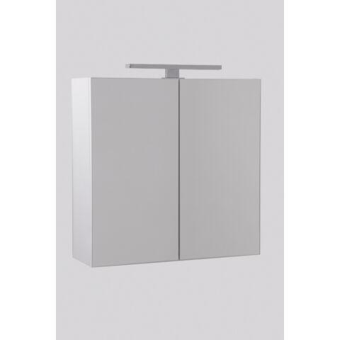 Nina 55 teletükrös fürdőszoba felső szekrény