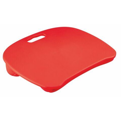 B-28 laptop asztal notebook asztal laptoptartó piros