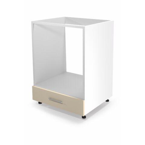 Vento DP-60 82 szekrény beépíthető sütőhöz.