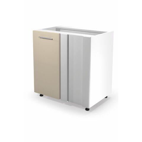 Vento DN-100(80) 82 alsó sarok szekrény