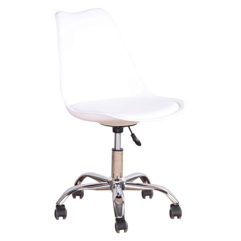 Irodai szék fehér DARISA NEW