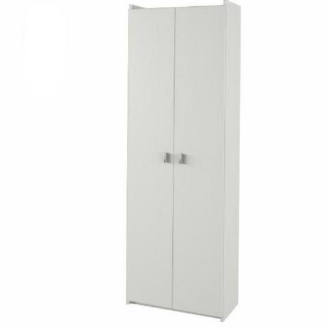 Praktikus polcos szekrény fehér NATALI TYP 2