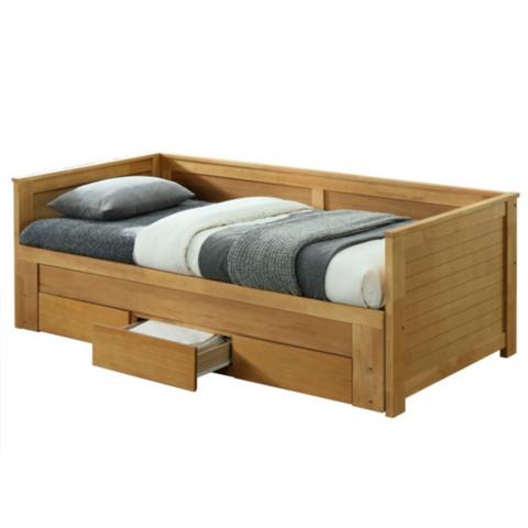 Kinyitható ágy tölgy Goreta 103 cm