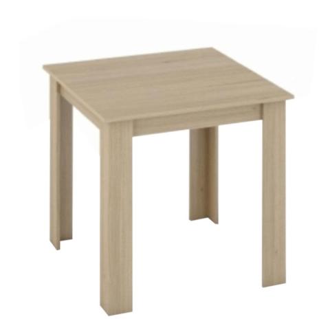 Étkezőasztal tölgy sonoma 80x80 KRAZ