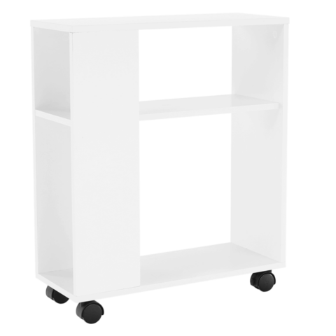 ZOELA NEW kisasztal fehér