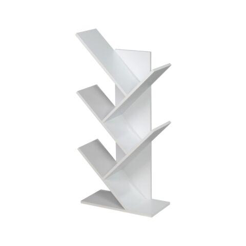 Könyvespolc fehér BAKI NEW TYP 3
