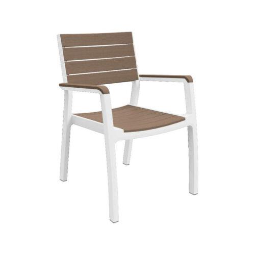 Curver Harmony karfás kerti szék