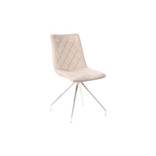 AS-107 Szövet fémvázas szék
